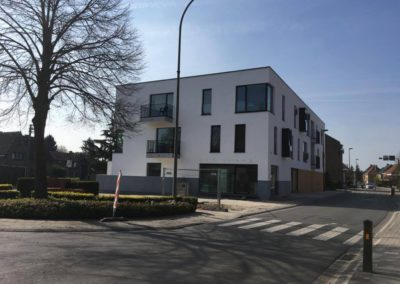 Appartement 'Zilverschoon' in NEVELE