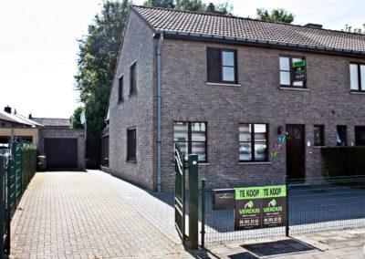 Halfopen gezinswoning nabij het centrum van Gent
