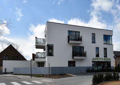 Luxe appartement in het centrum van Landegem.