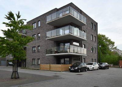 Lichtrijk nieuwbouwappartement centraal gelegen in Eeklo.