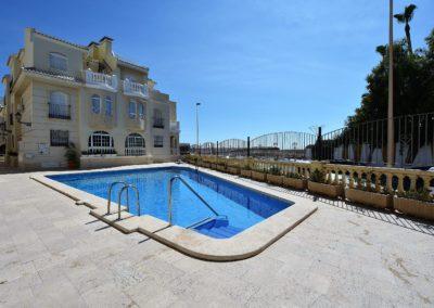 Prachtig appartement in het zonnige Torrevieja Spanje!