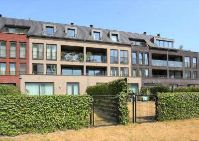 """Sint Amandsberg """"te huur"""" appartement Vastgoed Verdus"""