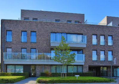 Centraal gelegen appartement te Zwijnaarde.