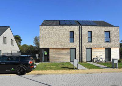 Moderne nieuwbouw woning vlakbij centrum Eeklo.