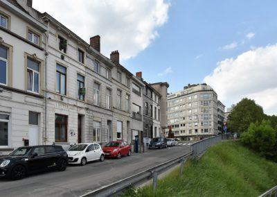 Burgerwoning op prachtige locatie te Gent.