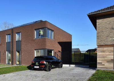 Nieuwbouw woning vlakbij centrum Waarschoot.