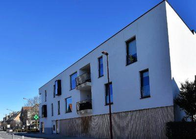 Luxe appartement in het hart van Landegem.