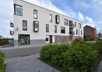 Luxueus appartement centraal gelegen te Landegem.