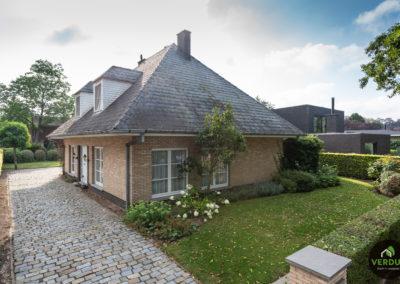 Residentieel gelegen ruime villa in Mariakerke.