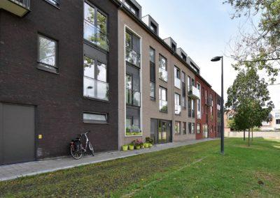 Rustig gelegen appartement te Sint-Amandsberg.