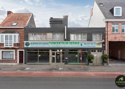 Winkelpand te huur van 295m² in de Boelare te Eeklo.