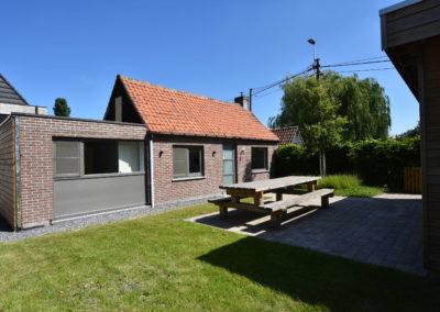 Gezellige gerenoveerde woning te Waarschoot.