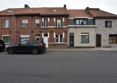 Centraal gelegen woning nabij het centrum van Eeklo.