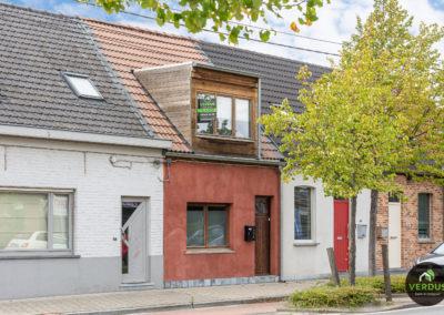 Gezellige woning met tuin aan de rand van Waarschoot.