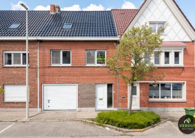 Ruime gerenoveerde woning met 3 slaapkamers in SLEIDINGE.